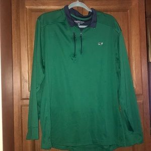 Vineyard Vines Men's Pullover Shirt XXL